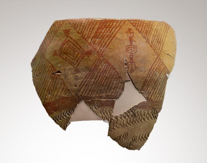 Neolithische Keramik