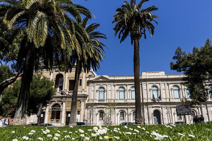 MArTA Museo Arqueologico Nacional Tarento: exterior del museo
