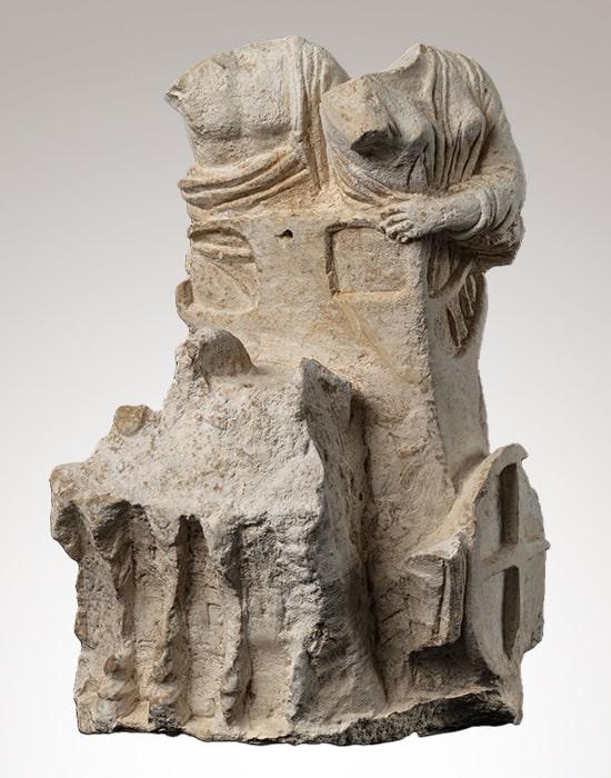 MArTA Museo Archeologico Nazionale Taranto: Naiskos