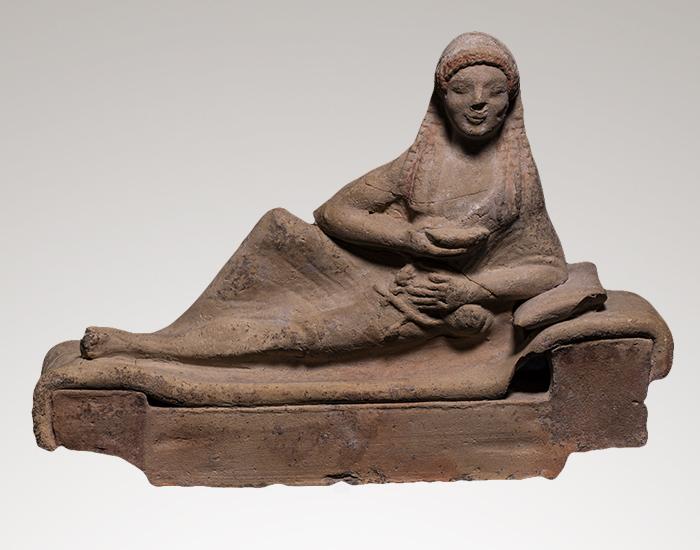 MArTA Museo Archeologico Nazionale Taranto: Recumberte
