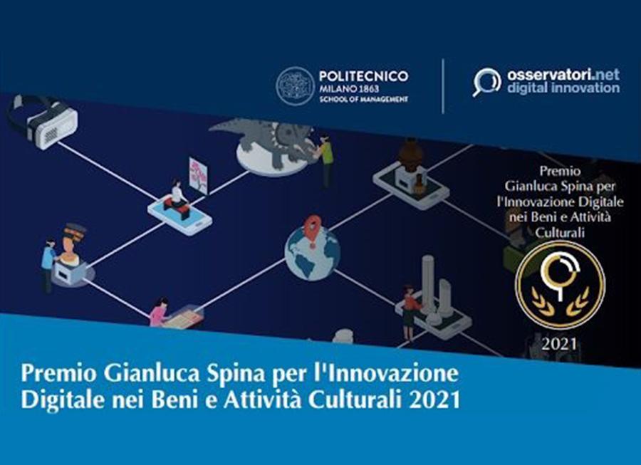 Il Museo Archeologico Nazionale di Taranto vince il Premio Gianluca Spina