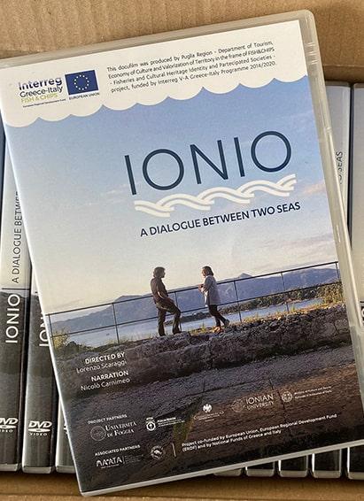 """Il 16 giugno:  """"ionio. a dialogue between two seas"""""""