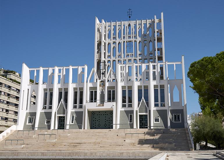Cosa vedere a Taranto: Concattedrale Gran Madre di Dio