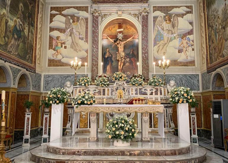 Cosa vedere a Taranto: Chiesa del SS. Crocifisso