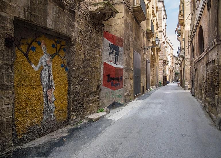 Cosa vedere a Taranto: Città Vecchia