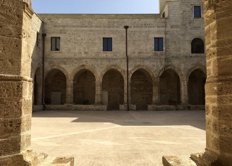 Cosa vedere a Taranto: Convento di Sant'Antonio