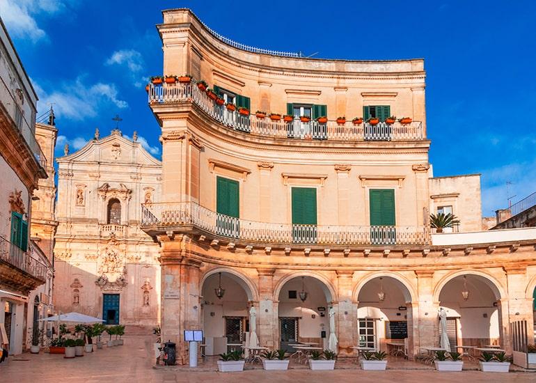 Cosa vedere in Puglia: Il barocco e la valle d'Itria, Martina franca