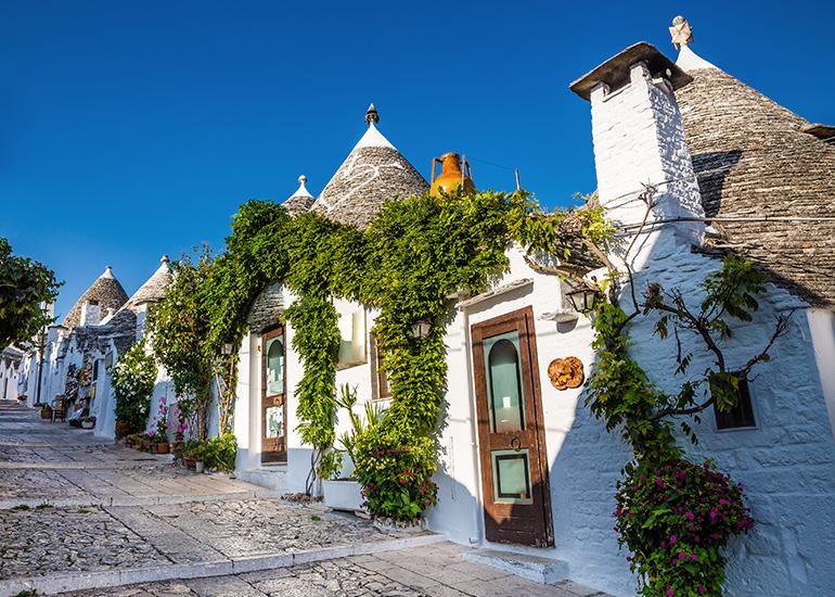 Cosa vedere in Puglia: Alberobello